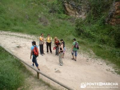 Hoces del Río Duratón - Ruta entre rios - Sepúlveda; tienda montana madrid; viajes naturaleza